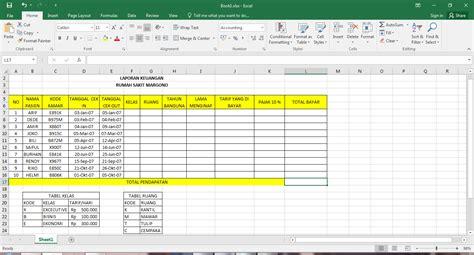 cara membuat laporan neraca excel teknologi cara membuat laporan keuangan menggunakan ms