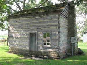 1800 s log cabin living in the 1800 s