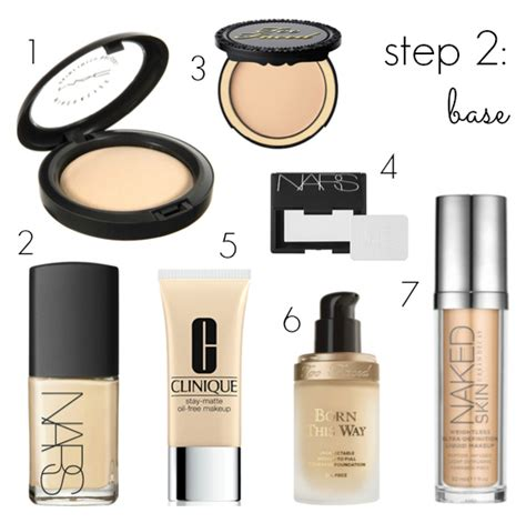 7 Steps For A Faster Makeup Routine by 5 Step Makeup Routine Styling You
