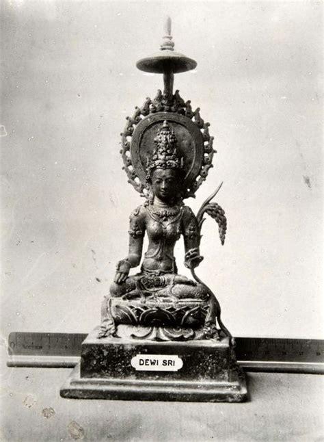 Dewi Sri file collectie tropenmuseum beeld dewi sri de
