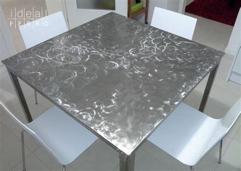 tavolo acciaio tavolo in acciaio inox verniciato idealferro