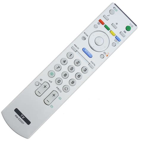 Tv Rm replacement remote for sony tv rm ed007 rmed007 rm