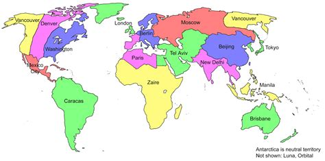 world map with each country name countries and their capitals quiz map