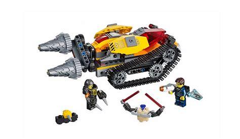 Brick Diazuan Lego Comp Ninjago Gold Suit Vehicle lego ultra agents official 2015 set images the toyark news
