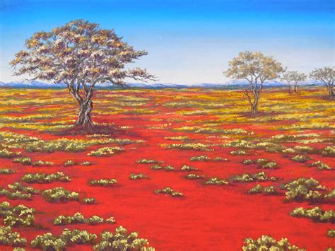 Landscape Artists Western Australia Australian Outback Paintings 2 Tracts4free