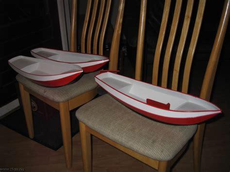 roeiboot modelbouw minivlet