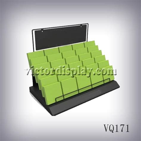 table top display racks vq171 quartz sle display rack table top stand
