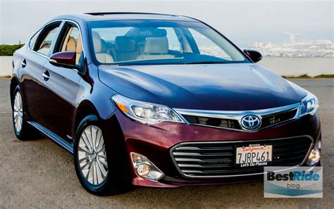 2015 Toyota Avalon Hybrid Review The Smooth Moving 2015 Toyota Avalon Hybrid