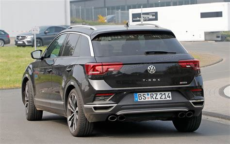 2019 Volkswagen T Roc vw t roc r 2018 revealed in pictures car magazine
