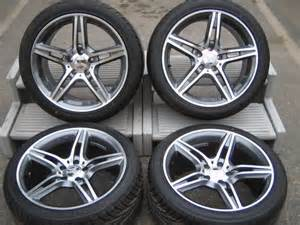 Mercedes Sport Rims Brand New Mercedes Amg Sport Staggered Wheels Rims