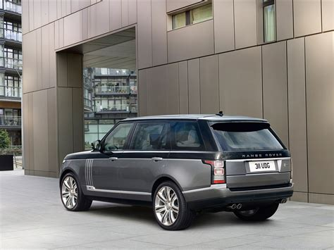 Land Rover Range Rover Sv Autobiography 2016 Exotic Car