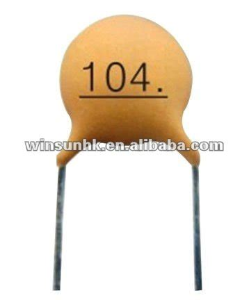 capacitor 103 value low voltage ceramic disc capacitor view capacitor ws product details from shenzhen winsun