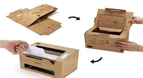 buat mainan dr kardus wah samsung buat printer dari kardus okezone techno