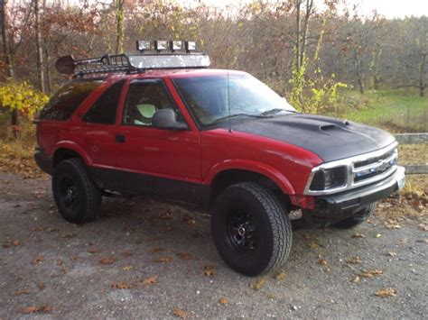S10 Blazer Roof Rack by After Market Roof Rack Blazer Forum Chevy Blazer Forums