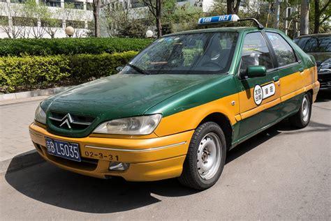 Citroen Elysee by Citro 235 N Elys 233 E Beijing Taxi Cars Of Beijing