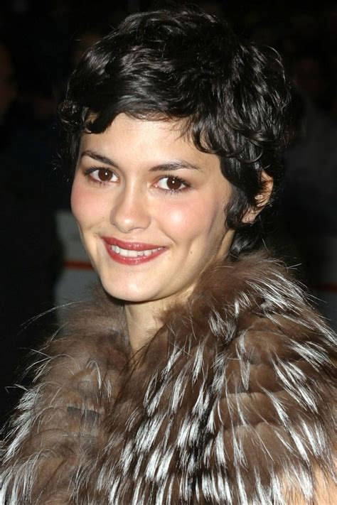 hairstyles unruly hair 17 best images about hair on pinterest audrey tautou