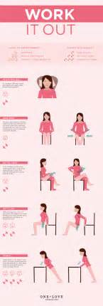 Exercise At Desk by Take A Do These Exercises At Your Desk 2 3 Times