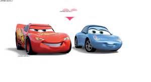 Disney Cars Disney Pixar Cars Images Lightning And Sally Hd Wallpaper