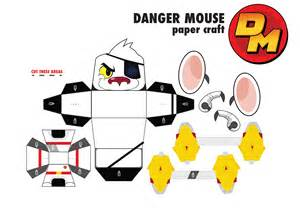 danger mouse free coloring pages