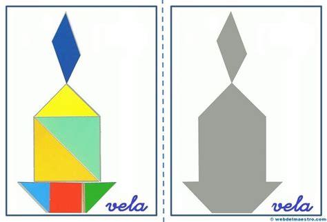 figuras geometricas simples 17 mejores ideas sobre tangram en pinterest figuras