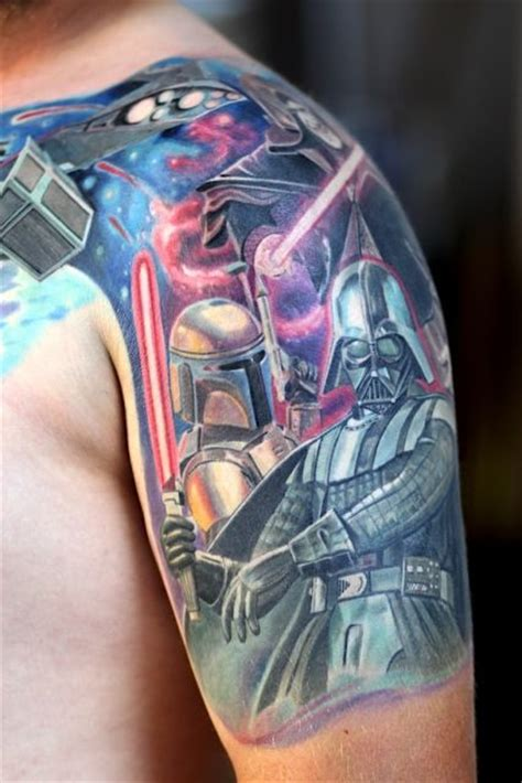 star wars tribal tattoo wars tattoos designs ideas and meaning tattoos for you