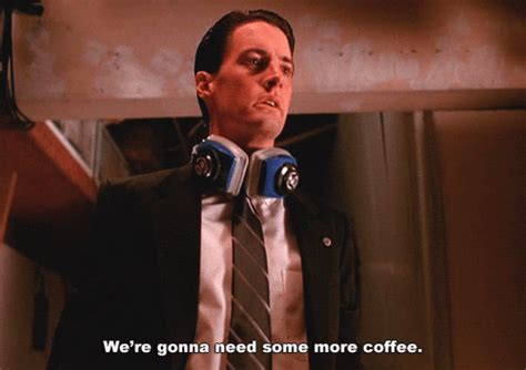 Damn Meme Gif - damn fine cup of coffee reaction images know your meme