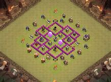 th7 layout update th6 farming base layouts top 1000 clash of clans tools