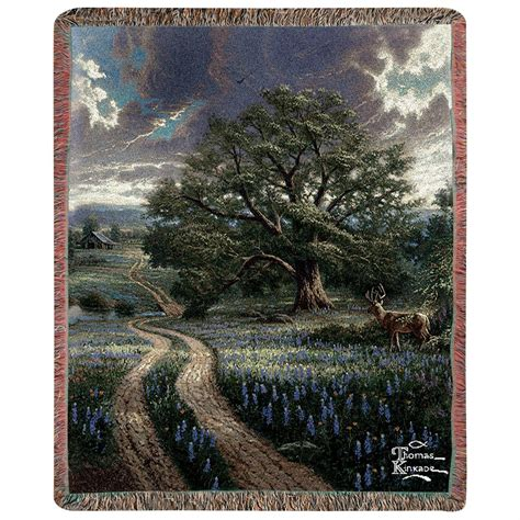 manual woodworkers and weavers inc thomas kinkade