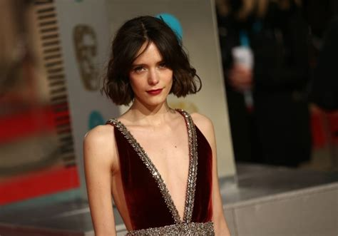 emily martin actress french english actress stacy martin poses on arrival for