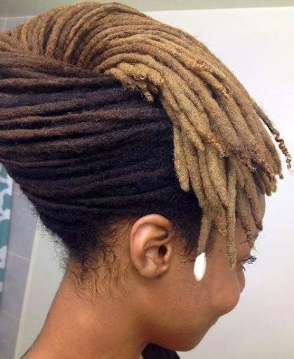 latest dread braid hawk dread hawk crow hawk african american mohawk