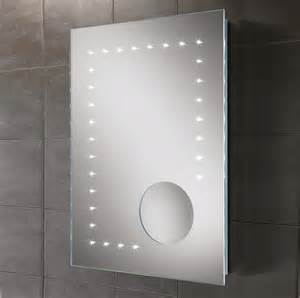 Hib messina led illuminated bathroom mirror 77408000