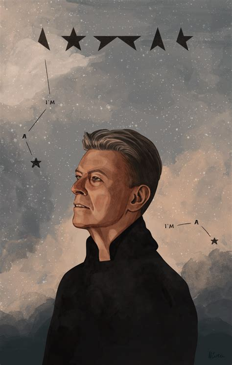 blackstar david bowie how designers and artists paid tribute to david bowie