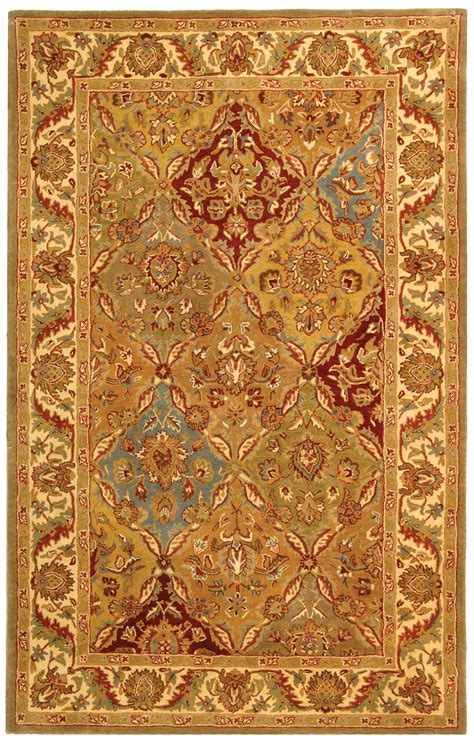 Safavieh Vintage Rug Collection Rug Cl388a Classic Area Rugs By Safavieh