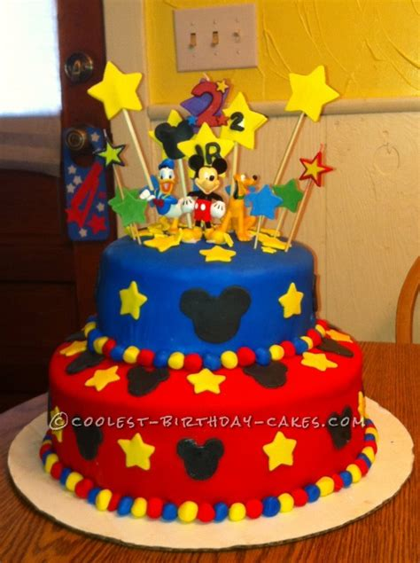 Handmade Birthday Cake - birthday cake ideas