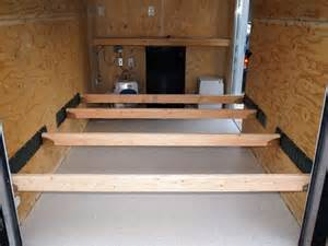 Travel Trailer Floor Plans With Bunk Beds by E Track Racks And Crossbars Camping Exploring And