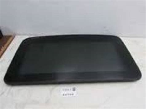 06 Infinity Auto Insurance Company by Sunroof Glass Infiniti M35 4 Door Sedan 2006 2008