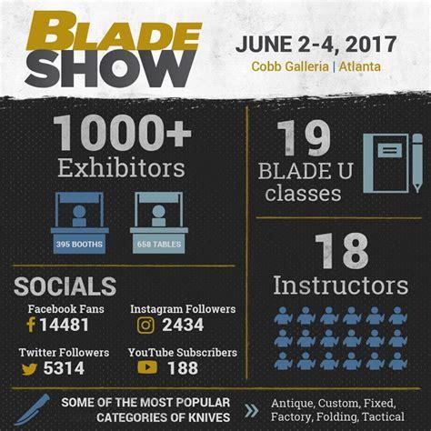 blade show atlanta event blade show 2017 in atlanta june 2 4 knife newsroom