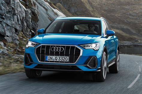 audi q3 new model 2018 new 2018 audi q3 bigger bolder suv takes fight to bmw x1