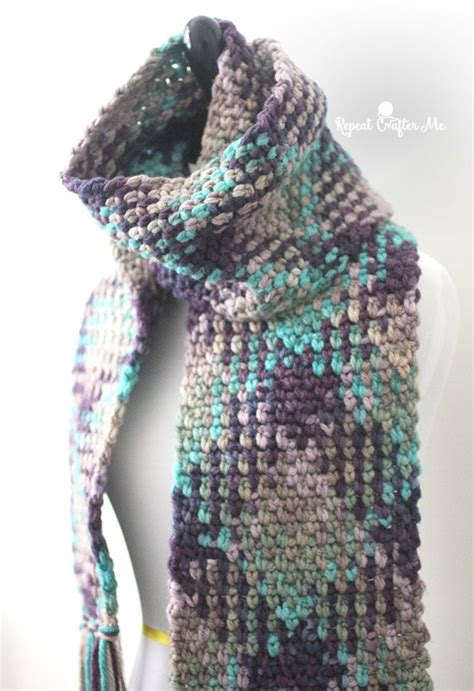 scarf pattern variegated yarn 17 best images about crochet on pinterest yarns