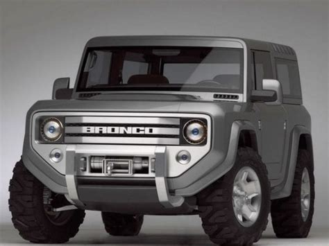 ford bronco  features    bring bronco  confirmed