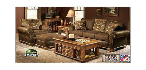 whitetail ridge furniture collection cabela s
