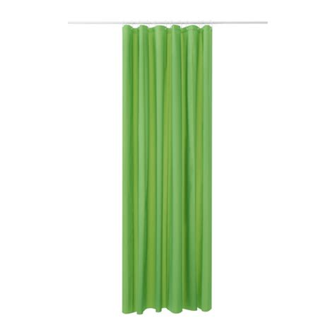 oleby shower curtain green ikea