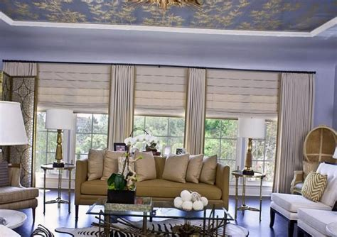modern window treatments for living room 25 roman shades and curtain ideas to harmonize modern