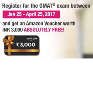 Mba Gmat Test Promo Code by Register For The Gmat And Get Free Rs 3000