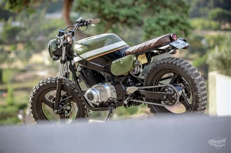 Motorrad Suzuki Garage by Gs 500 Scrambler 5 Hundred Deluxe Loyal Motors Garage Work