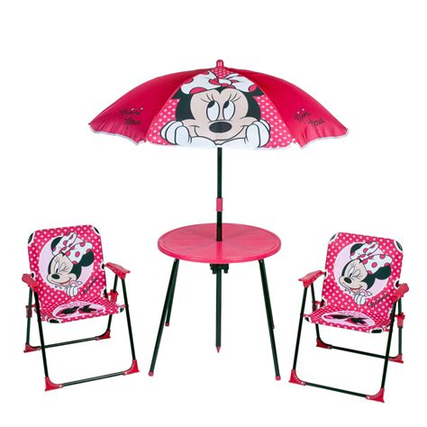 minnie mouse patio set b m gt minnie mouse patio set 286985