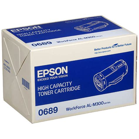 Cartridge Epson 188 C Original epson s050689 black toner cartridge