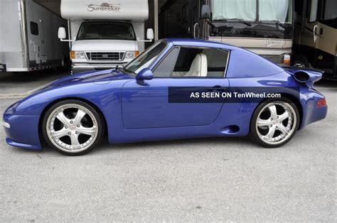 1982 Porsche 911 Targa Custum 964 Strosek Wide Body Kit
