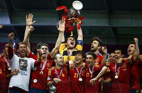 Spanish Football Team Euro 2012 | spain beat italy in euro 2012 final data diary