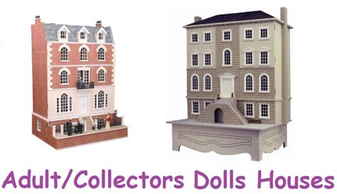 collectors doll houses julie anns dolls houses kits accessories georgian